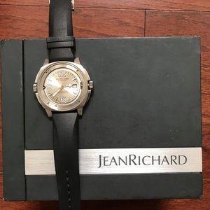 Jean Richard Diverscope Watch Men's